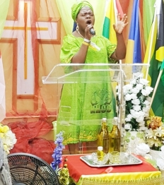 Holy Anointing Prayer Convocation 2018